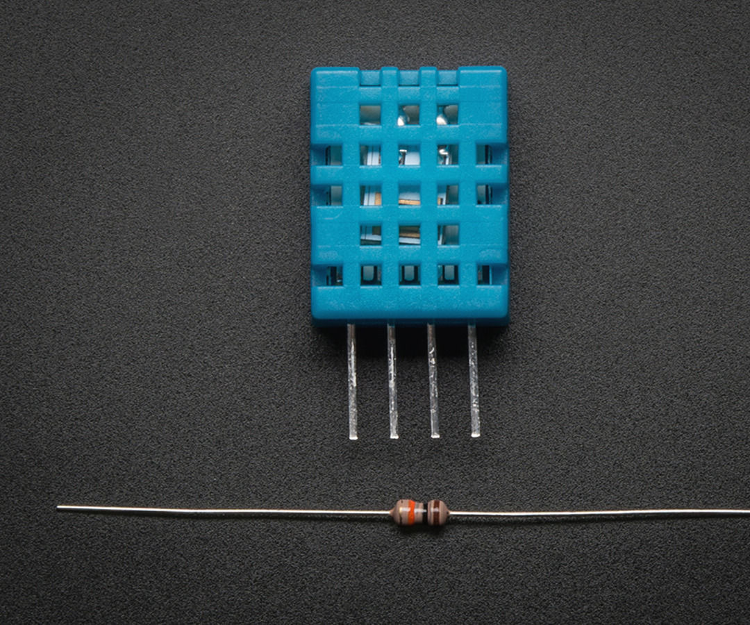 DH11 Temperature and Humidity Sensor With Arduino