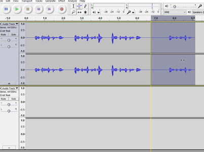 Combining Multiple Tracks