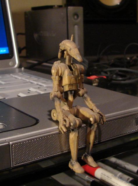 Life Size Robot Prop