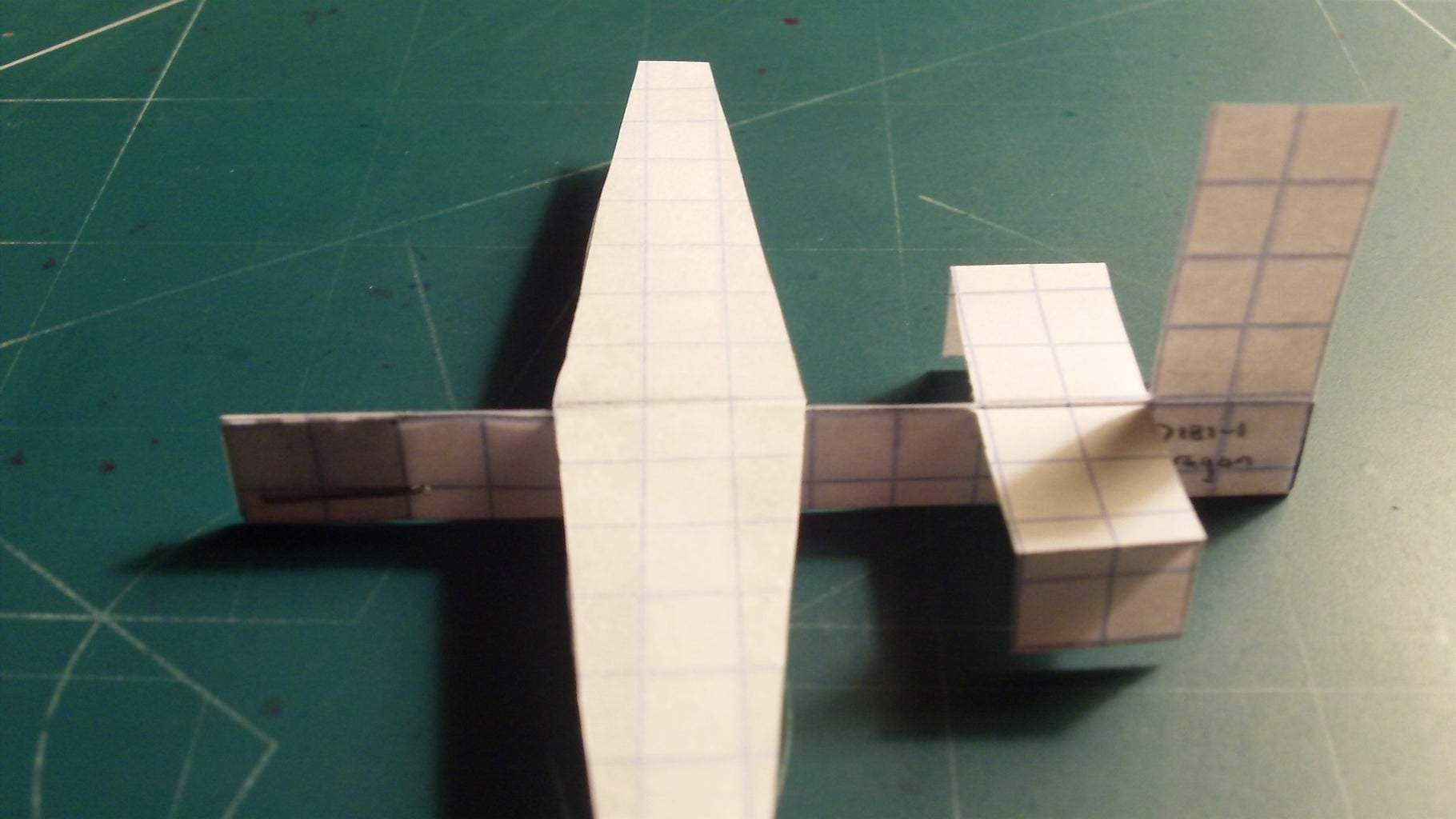 Applying the Wing and Stapling