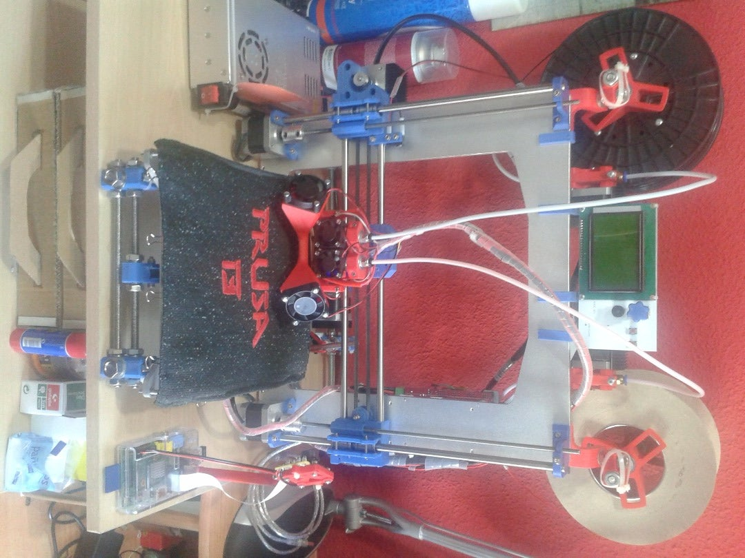 Transform a Chinese 3D Printer in a High Precision Dual 3D Printer. Setting Up: Marlin 1.0.2, Repetier 1.5.5, Slic3r 1.2.9 and Octoprint 0.12.0