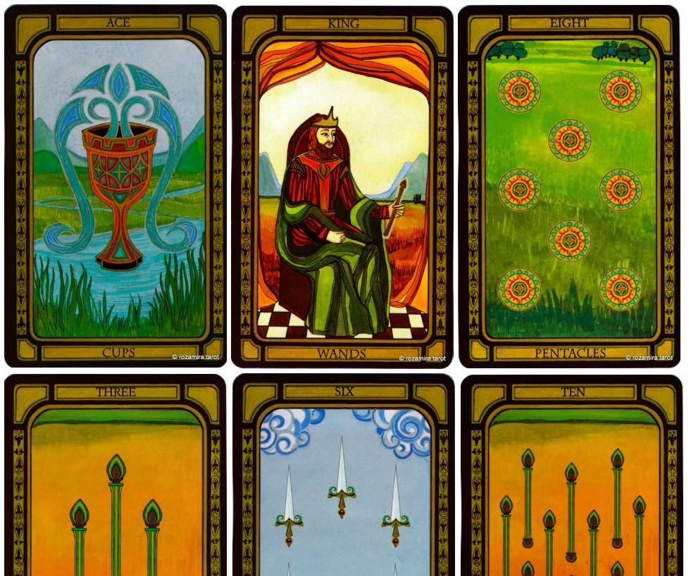 Tarot Cards : Part 2 : Minor Arcana
