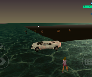 """How to Get to """"Ghost Town"""" in GTA Vice City"""