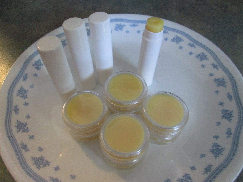 "DIY ""Bert's Bees"" Type Lip Balm"