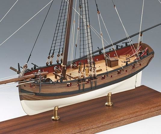 How to Make a Wooden Ship Kit Model?