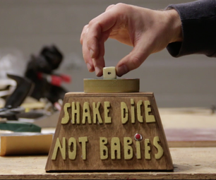 Automatic Dice Shaker