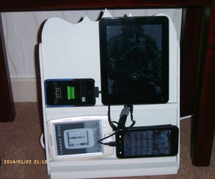 Gadget Charge Station