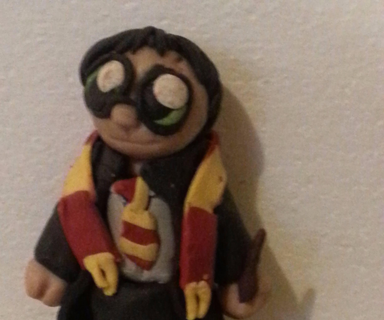 Clay Harry Potter