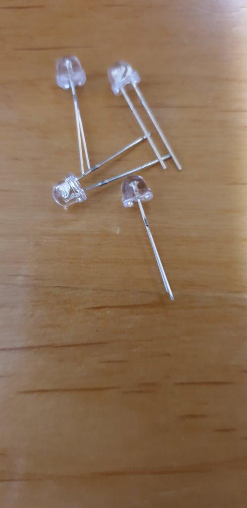 Step 1: Materials/材料