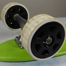 3d Printed 2-part Skateboard Wheels