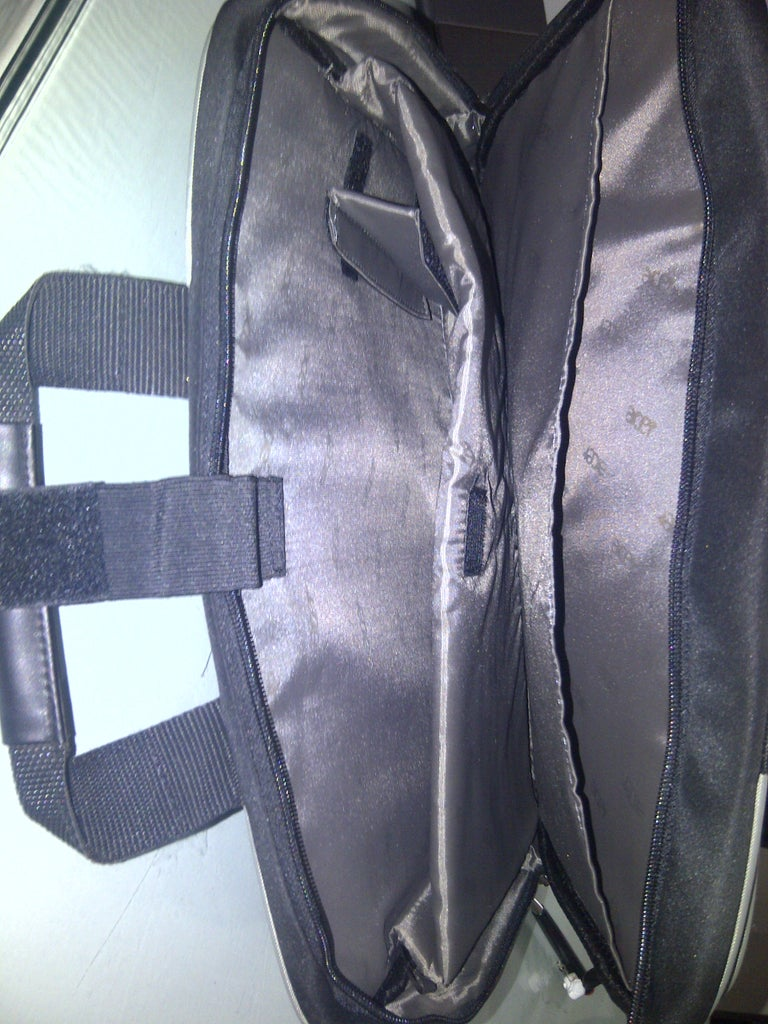 Universal Laptop/carry Case Secret Compartment - (Made for a Contest Long Lost)