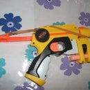 Nerf gun pistol mod