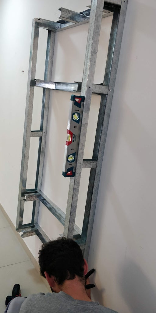 Metal Studs and Track Framing