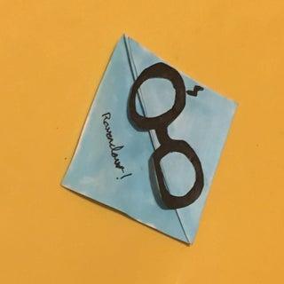 Harry Potter Corner Bookmark