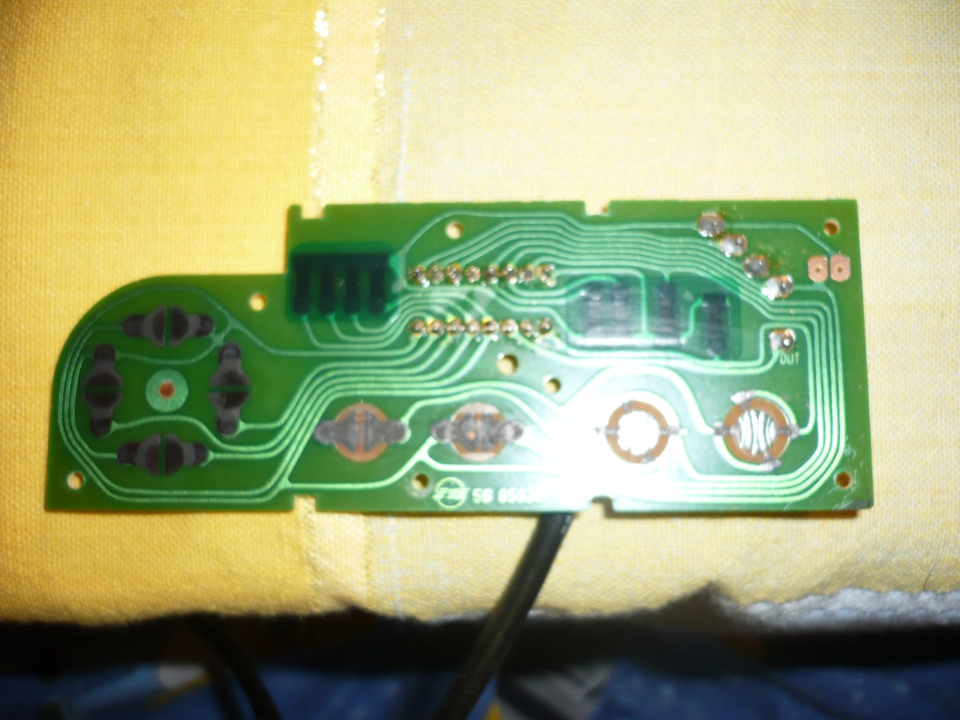 Opening NES Controller