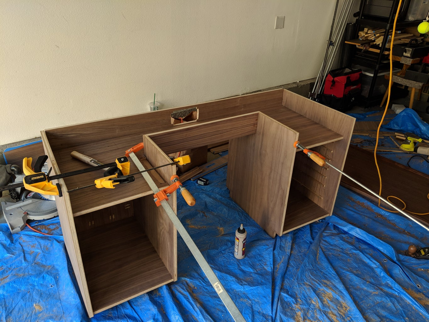 Creating the Electronics Cabinet