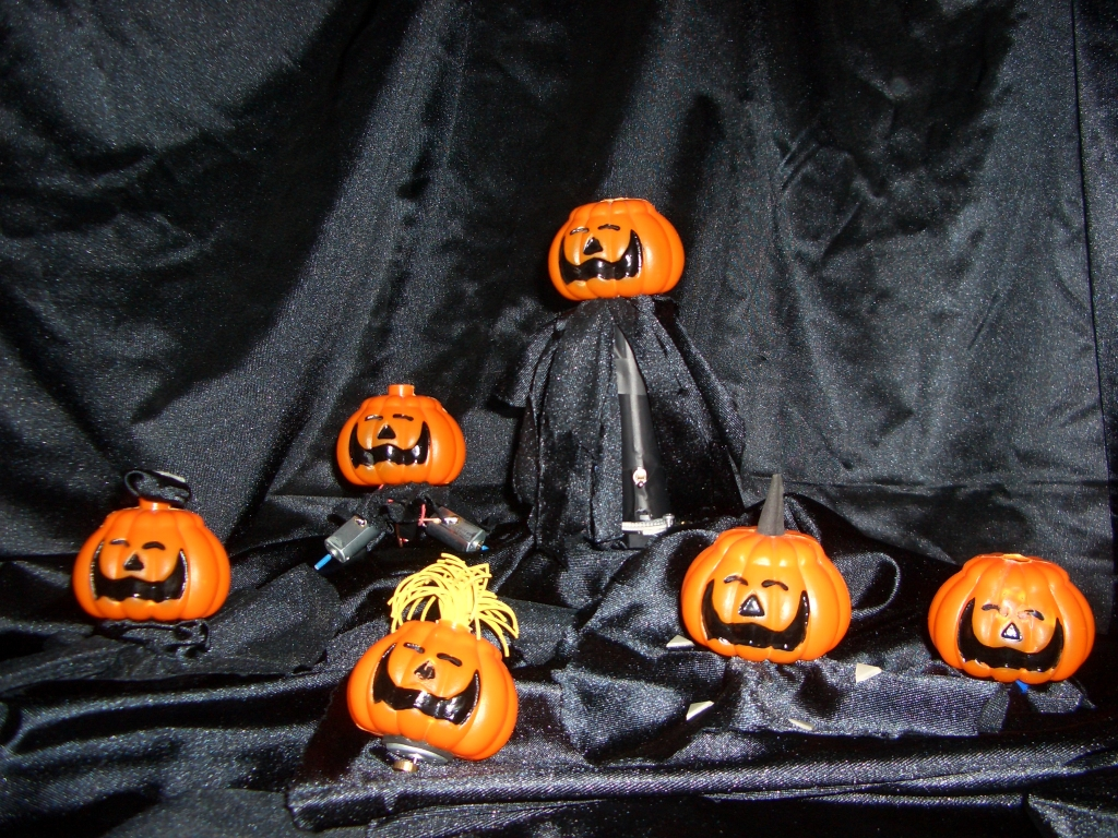 Beware of the horrible pumpkin bots ....