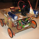 """Robot 1: """"Little Jimmy"""" based on PICAXE-18M2"""