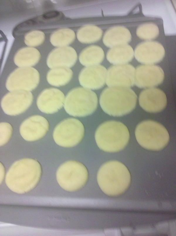 Nane Shirini (Persian Sugar Cookies)