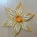 Quilled Daffodil