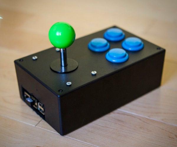 Raspberry Pi Portable Arcade Console (with RetroPie)
