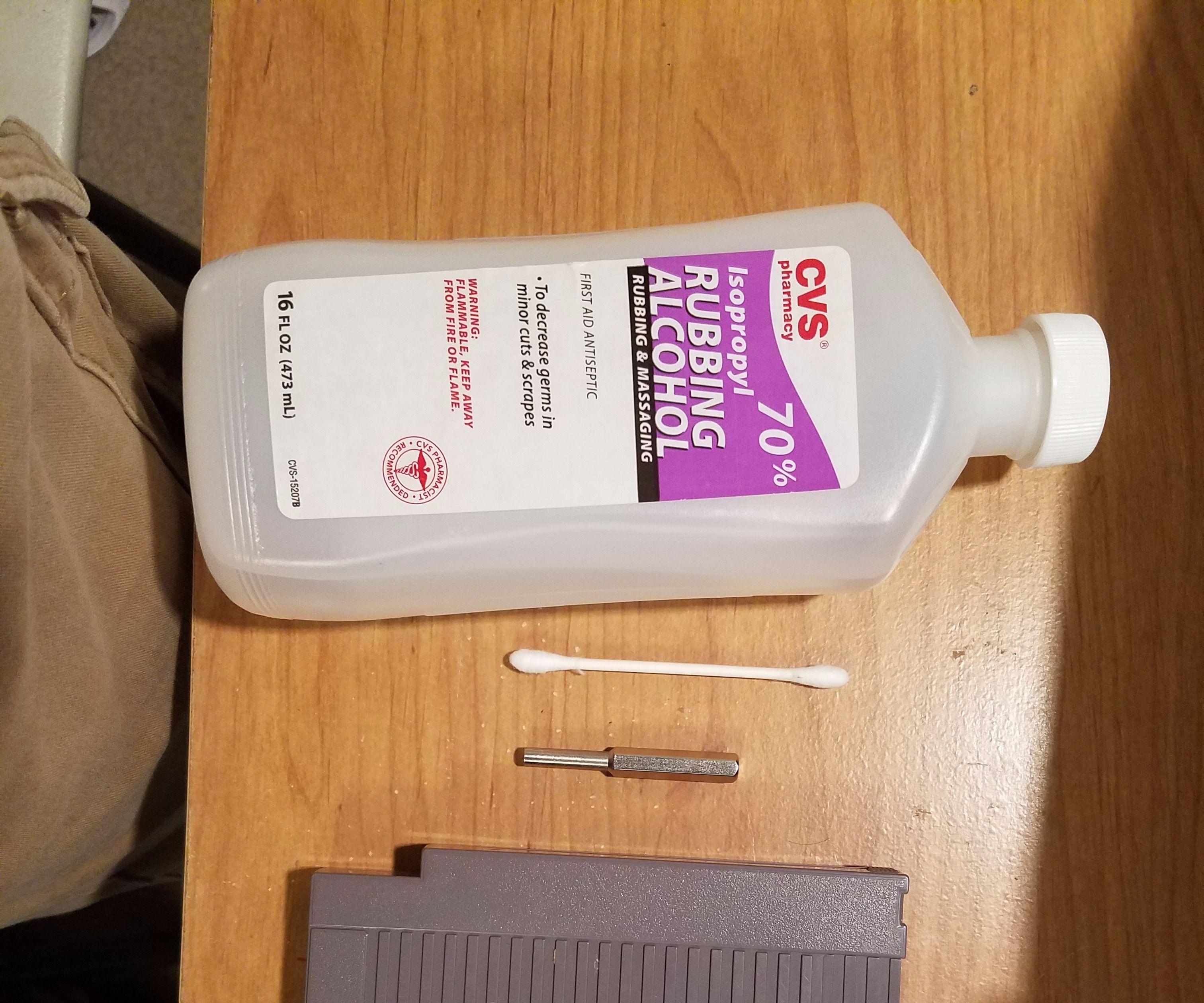 Restoring an NES Nintendo Cartridge