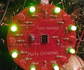 LED Christmas Tree Decoration