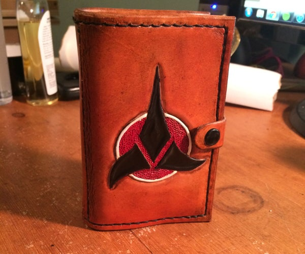 Leather Double Ipod Case