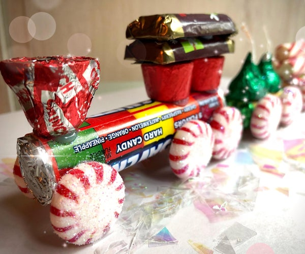 Candy Transportation Miniatures