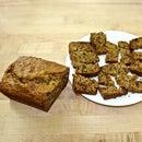 Pan de calabacín (con pasas y nueces)