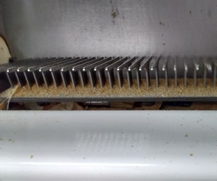 Breadcrumb Comb for Cleaning an Industrial Bread Slicer (Oliver 732-N)