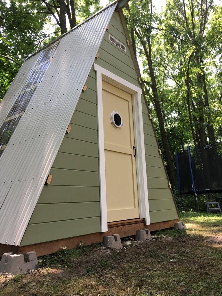 A Frame Cabin/Club House