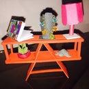 IKEA-Inspired Dollhouse Table