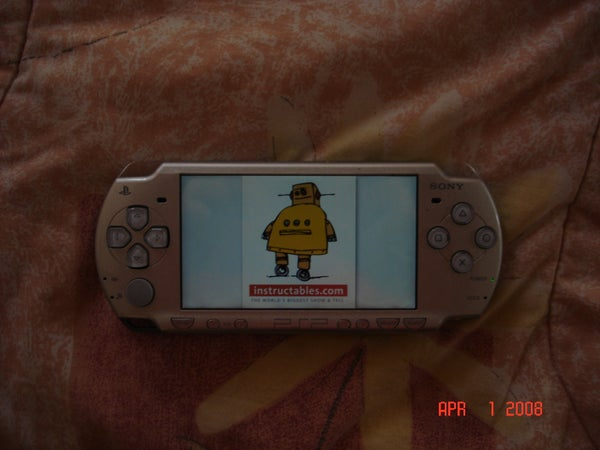 How to Put Photos on a PSP