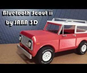Bluetooth Scout II