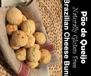 Pãodequeijo - 麸质免费巴西奶酪小圆面包