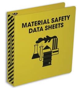 Automatic MSDS Finder / Online Data Retrieval