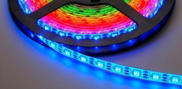 The Neopixel Lights
