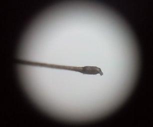 Smartphone DIY Microscope