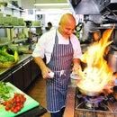 Cooking from Frozen with Aldo Zilli - Chicken Stir Fry