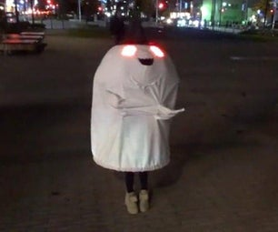 Ghost Cosplay Costume