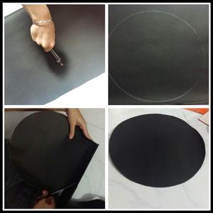 Draw and Cut a Circle