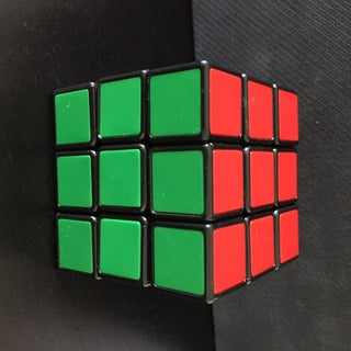 How to Solve a Rubik's Cube for the First Time!