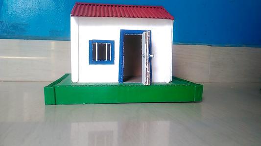 Showcase : Cardboard House