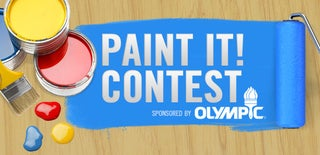 Paint It! Sponsored by Olympic Paint