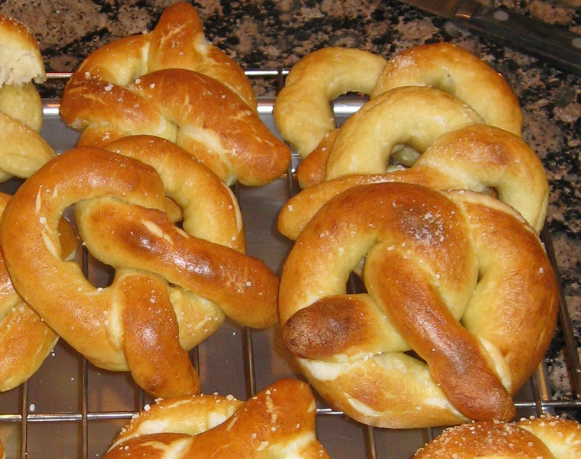 Authentic Pretzels
