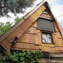 """The """"GO"""" House - micro living with 54 square feet"""