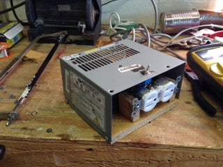 Industrial Isolation Transformer From Trash 9 Steps With Pictures Instructables