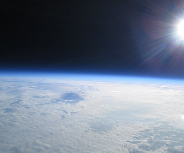 Make a High-Altitude Balloon Tracker (Arduino)