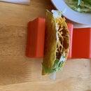 Making Chicken Tacos